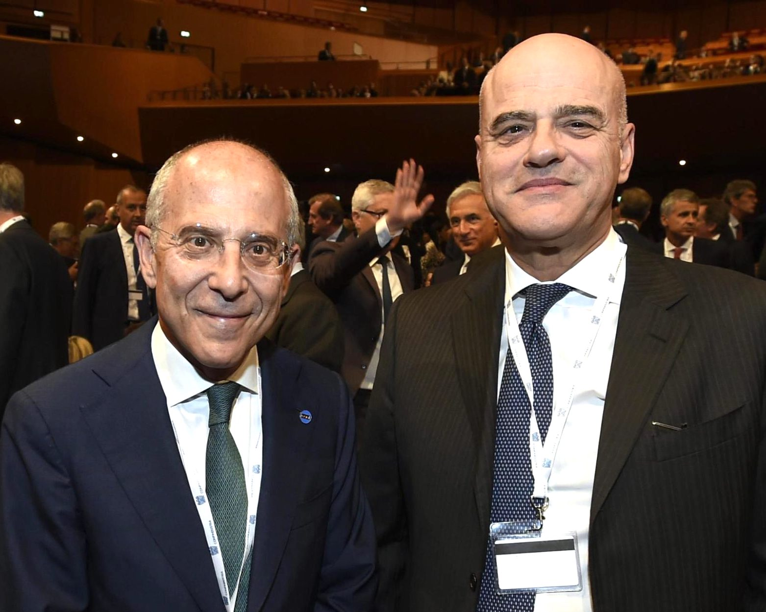 Eni teams up with Enel to build green-hydrogen projects at Italian refineries